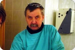 Technik weterynarii Jakub Korenkiewicz